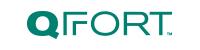 porte moderne Logo QFORT