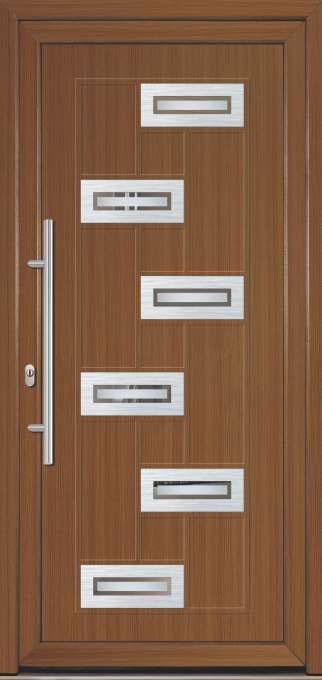 Vendita porte di ingresso pvc moderne padova for Porte d ingresso