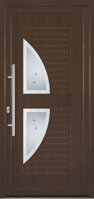 porte ingresso moderne pvc legno alluminio Padova