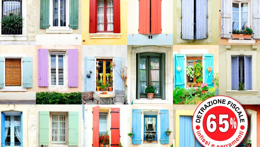 Detrazioni fiscali serramenti - Detrazione 65 finestre ...