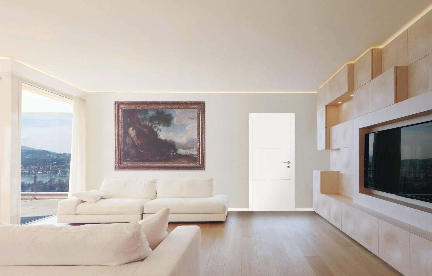 Vendita porte interne in laccato offerte prezzi padova - Davanzali interni ...
