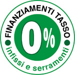 serramenti finanziamenti tasso zero